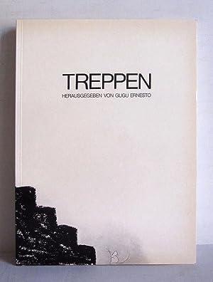 Treppen - Ausstellungskatalog, 1984/85 - Johannes Brus,: Ernesto, Gugu (Hrsg.)