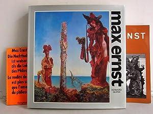 Max Ernst - Ediciones Poligrafa, 1984 +: Quinn, Edward /
