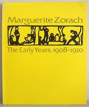 Marguerite Zorach - The Early Years, 1908-1920: Zorach, Marguerite