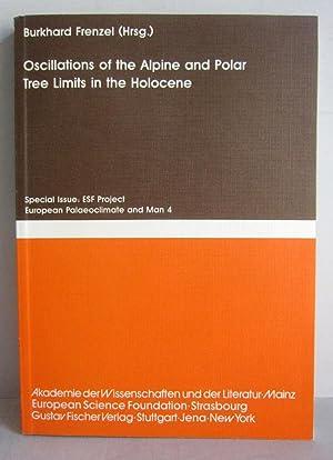 Oscillations of the alpine and polar treee: Frenzel, Burkhard (Hg.)