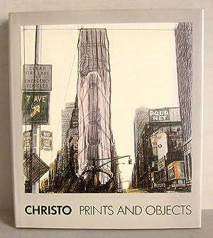 Christo - Prints and Objects 1963-1987 -: Schellmann, Jörg -