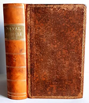 The Naval Chronicle Vol. II - From July to December - orig. Ausgabe von 1799 (printed by Bunney &...
