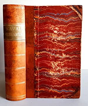 The Naval Chronicle Vol. IV - From July to January - orig. Ausgabe von 1801