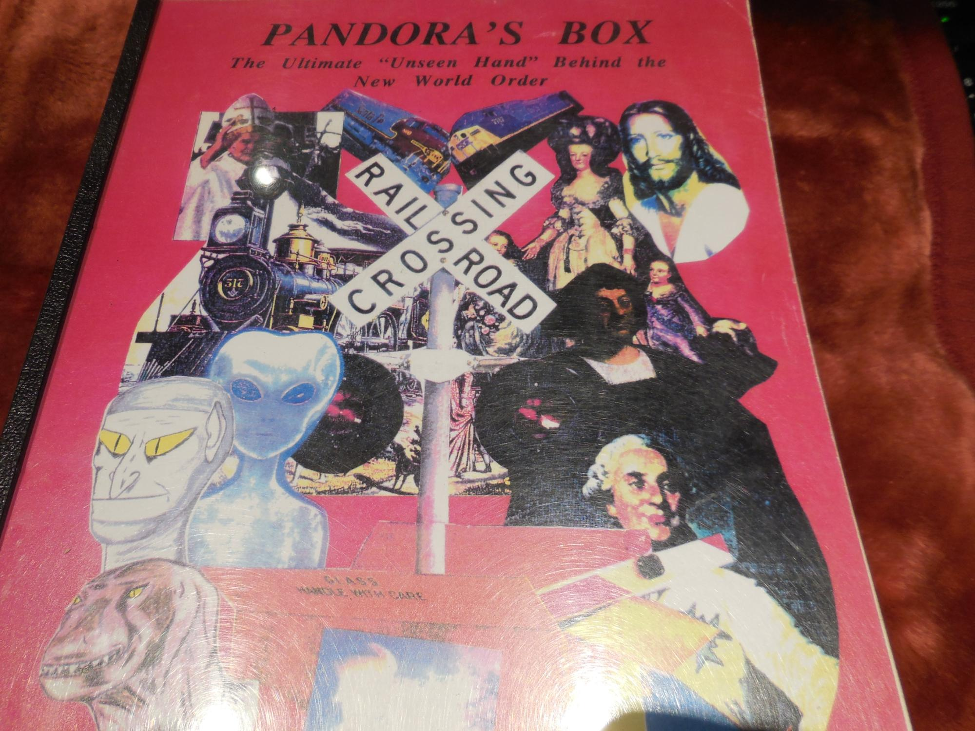 """Pandora's Box - The Ultimate """"Unseen Hand"""" Behind the New World Order: Christopher, ..."""