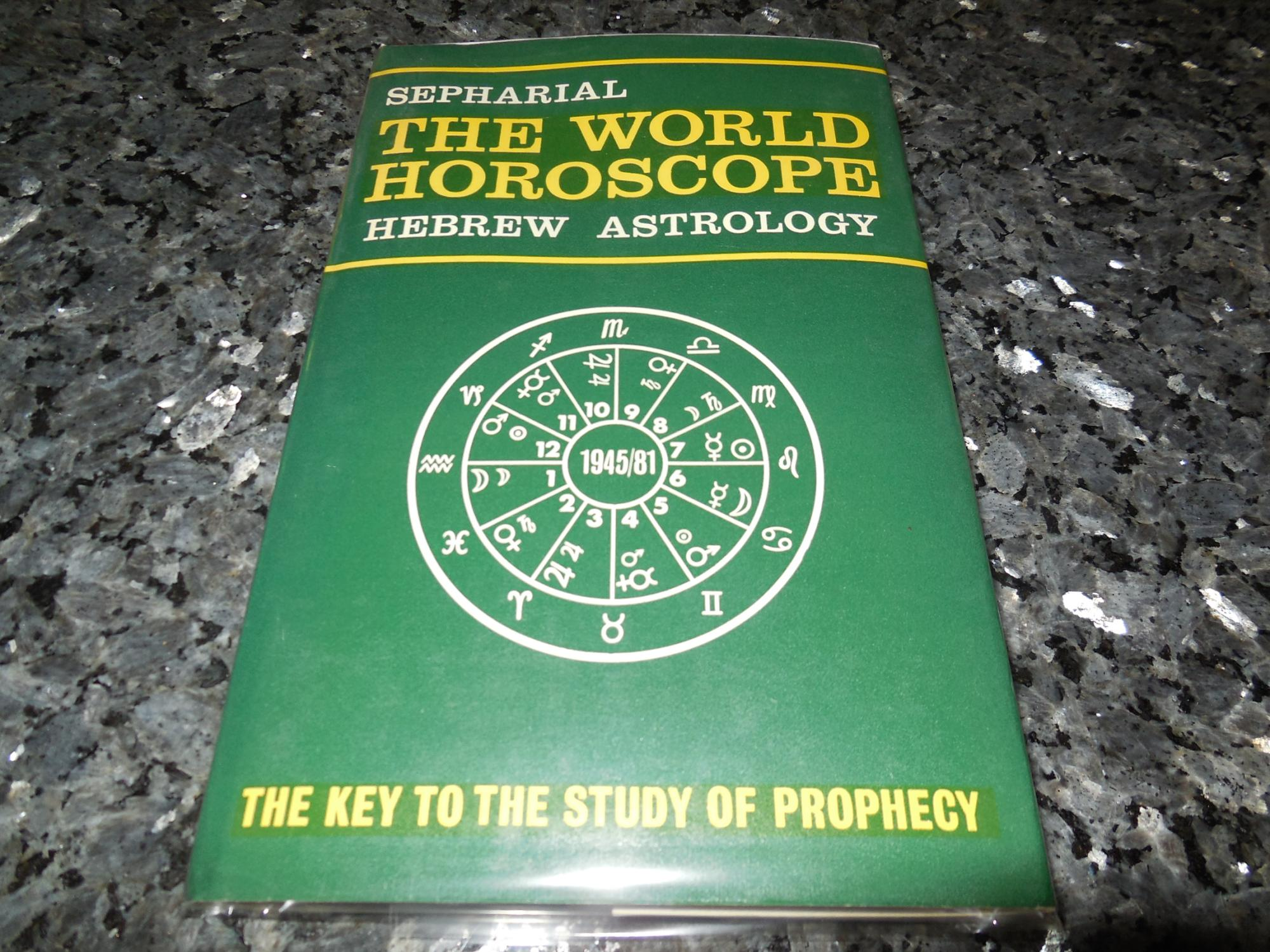 Book Of World Horoscopes