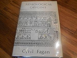 Astrological Origins: Fagan, Cyril