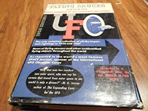 Flying Saucer Review's World Roundup of UFO Sightings and Events: Trench, Brinsley Le Poer (ed...