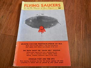 Flying Saucers - The Magazine of Space Conquest, July 1959 (Issue No. 35)