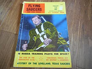 Flying Saucers - The Magazine of Space Conquest, February 1958 (Issue No. 28)