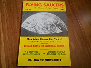 Flying Saucers - The Magazine of Space Conquest, June 1960