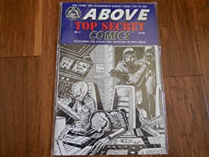 Above Top Secret Comics, Volume 1, No. 1, March 1995