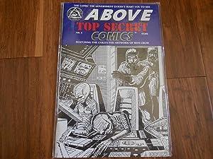 Above Top Secret Comics, Volume 1, No. 1, March 1995: Crum, Wes