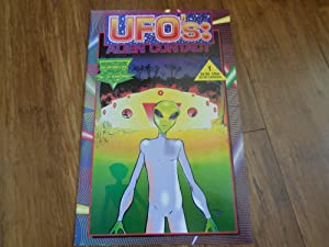 UFO's: Alien Contact, Volume 1, Number 1 (November 1992)