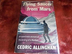 Flying Saucer From Mars: Allingham, Cedric