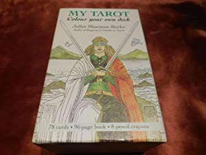 My Tarot: Colour Your Own Deck (Boxed: Sharman-Burke, Juliet