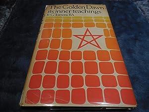 The Inner Teachings of the Golden Dawn: Torrens, R. G.