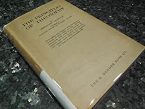 The Principles of Theosophy: Mainage, Theodore