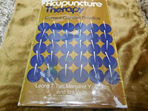 Acupuncture Therapy; Current Chinese Practice
