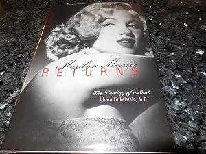 Marilyn Monroe Returns: The Healing of a Soul: Finkelstein, Adrian