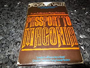 Passport to Magonia : From Folklore to Flying Saucers: Vallee, Jacques