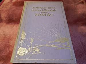 The Adventures of Rex and Zendah in the Zodiac: Swainson, Esme