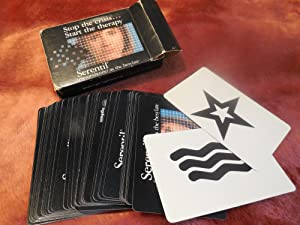 Serentil (mesoridazine) as the besylate - Stop the Crisis.Start the Therapy (ESP Deck, Zener Cards)...
