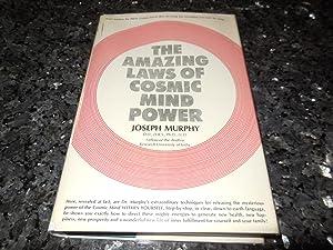 Amazing Laws of Cosmic Mind Power: Murphy, Joseph