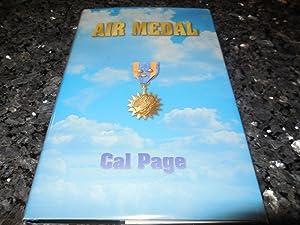 Air Medal: Page, Cal