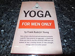 Yoga for Men Only: Young, Frank Rudolph