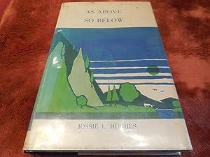 As Above, So Below: Hughes, Jossie Lavell