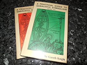 A Practical Guide To Qabalistic Symbolism (2 Volume Set): Knight, Gareth