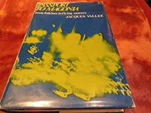 Passport to Magonia - From Folklore to Flying Saucers: Vallee, Jacques