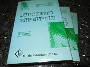Synthetic Repertory: Psychic and General Symptoms of the Homoeopathic Materia Medica : Psychic Sy...