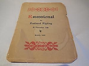 Recessional - A Victorian Ode: Kipling, Rudyard