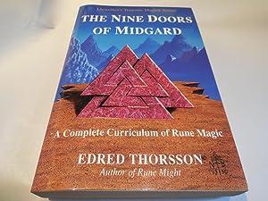 The Nine Doors of Midgard: A Complete Curriculum of Rune Magic (Llewellyn's Teutonic Magick ...