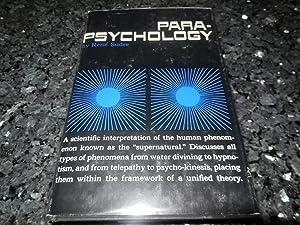 ParaPsychology (Para-Psychology): Sudre, Rene'