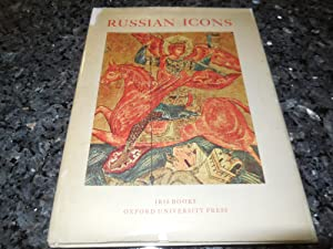 Russian Icons - Fourteen Plates in Colour,: Schweinfurth, Philipp (Introduction)
