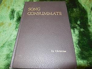 Song Consum'mate: Christina