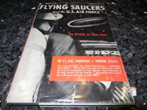 Flying Saucers and the U.S. Air Force: Tacker, Lt. Col. Lawrence J.