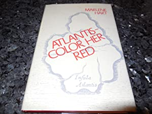 Atlantis- Color Her Red