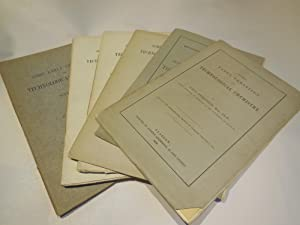 Some Early Treatises on Technological Chemistry (Set of 6 Booklets)
