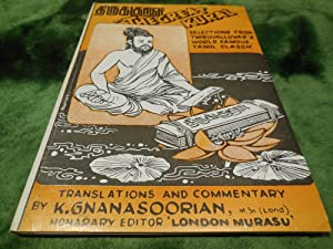 The Great Kural - Selections From Thiruvalluvar's World Famous Tamil Classic