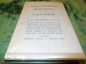 Alexandrine Teaching on the Universe - Four Lectures