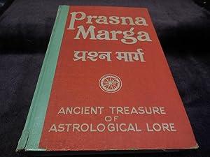 Prasna Marga, Part 1: Ancient Treasure of: Bhasin, J. N.
