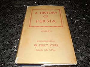 A History of Persia, Volume II
