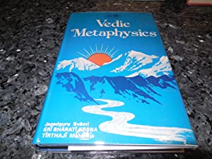 Vedic Metaphysics