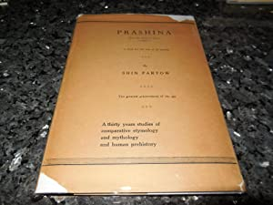 Prashina - About the Secret of Names, Volume 1. A Book for the Wise of All Nations