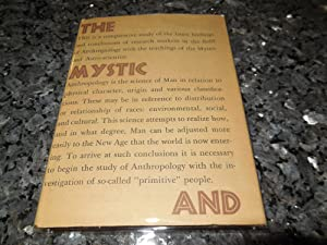 The Mystic and the Anthropologist
