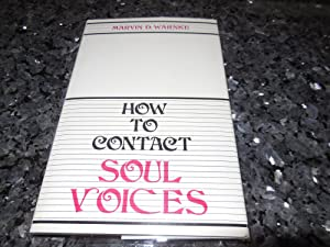 How to Contact Soul Voices