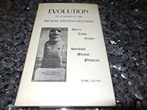 Evolution as Outlined in the Archaic Eastern Records